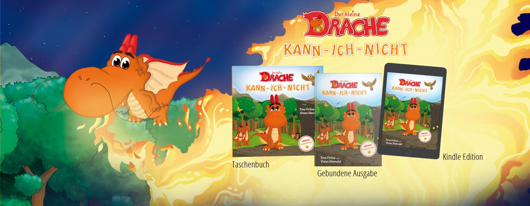 Der kleine Drache Kann-Ich-Nicht: Erhältlich als Taschenbuch, gebundene Ausgabe und Kindle Edition