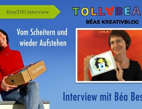 Wie Tollabox-Gründerin Béa Beste durch ein Kinderbuch ihre Krise überwand