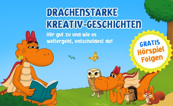 Drachenstarke Kreativ-Geschichten